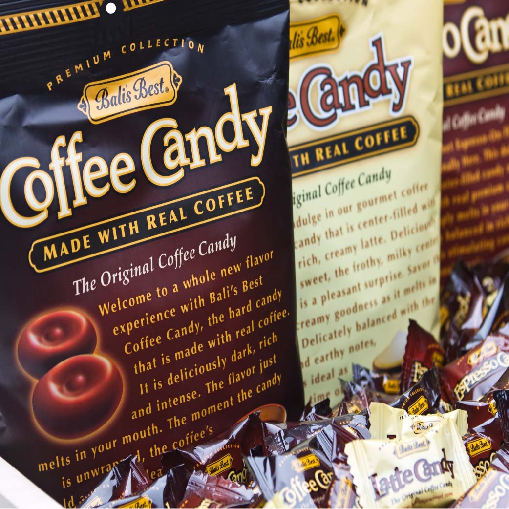 Bali's Best Assorted Coffee Candies